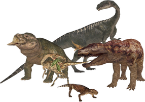 Walking with Dinosaurs - New Blood by DinosaurManZT2