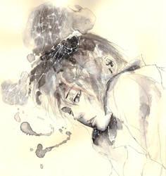 Reborn Hibari by Hui-jae