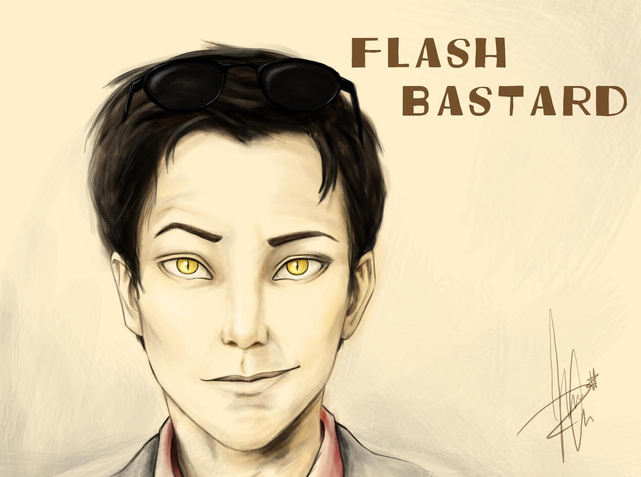 Flash Bastard by TwilightSadist
