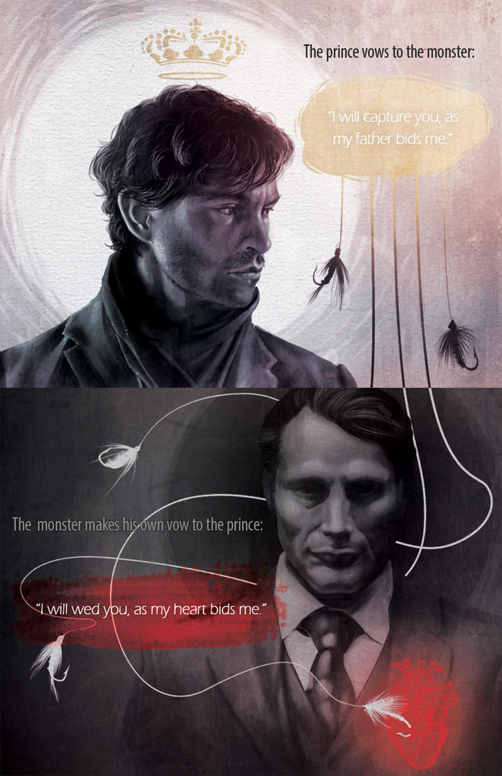the prince and the monster gravityisalie hannibal tv