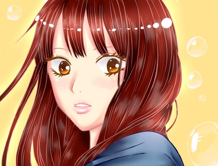 Sawako - Kimi ni todoke. by Arisu-o3o