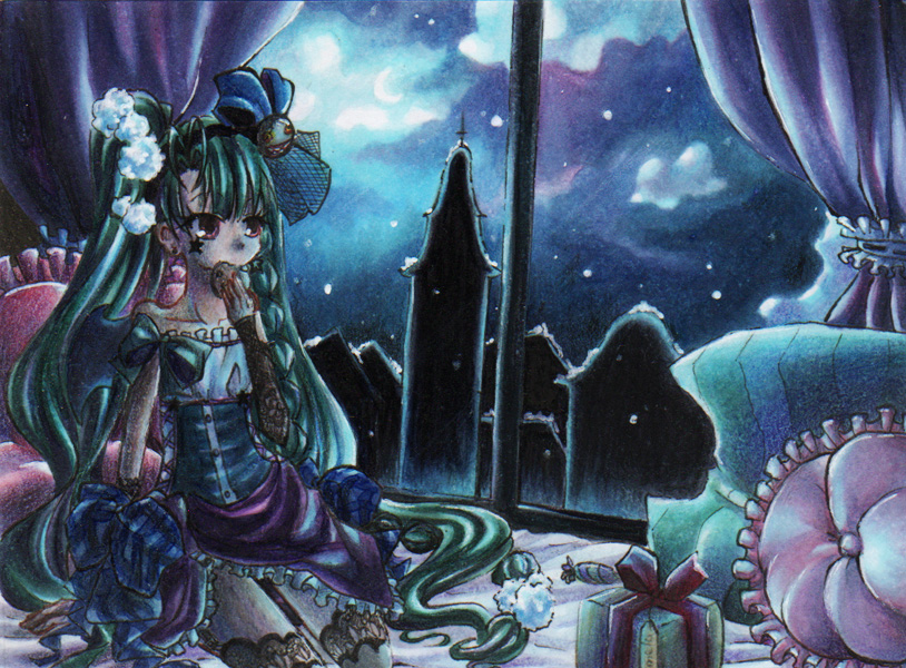 150th ACEO by Hime-chama