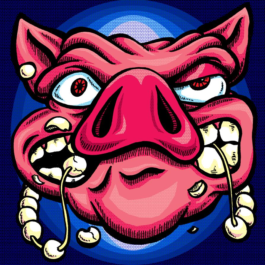 PBS Pearls Before Swine by daveweissamericanpop