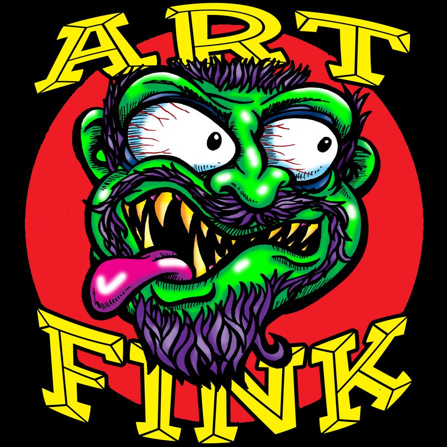 Art Fink by daveweissamericanpop