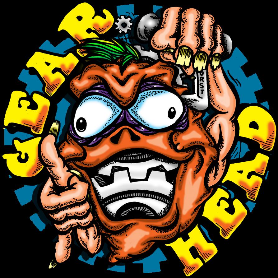 Gear Head by daveweissamericanpop