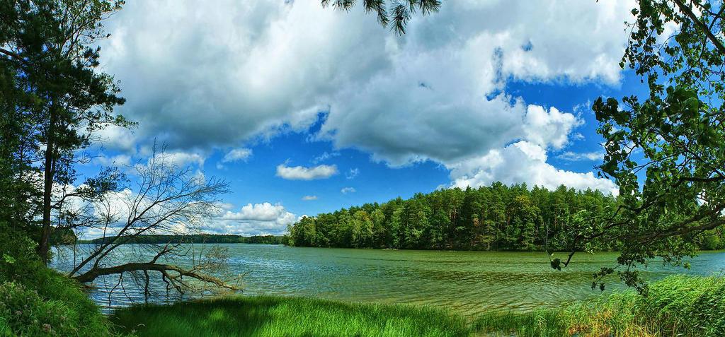 Parteczyny Wielkie Lake by talsei