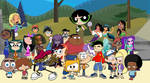 My Version of Total Drama Island by kTd1993