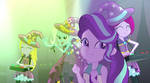 3D4D Art Trade- Starlight in the Illusions by kTd1993