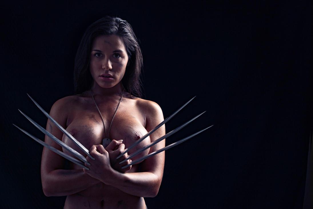 Bare Blades by Lightkast