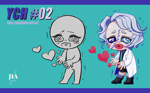 YCH#02  Crybaby GIF  [4/5slots]OPEN by JIAJIANJIA