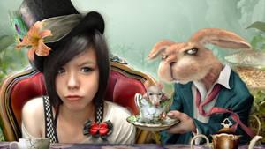 Bad Tea party