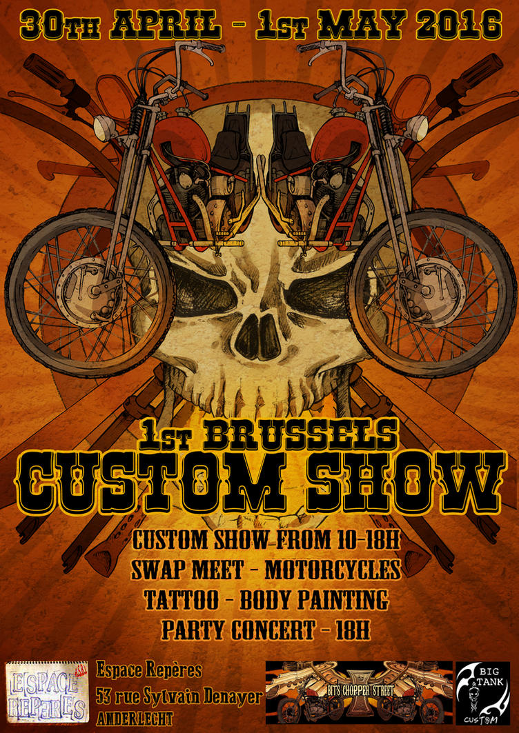 Custom show by Alfa-Arts