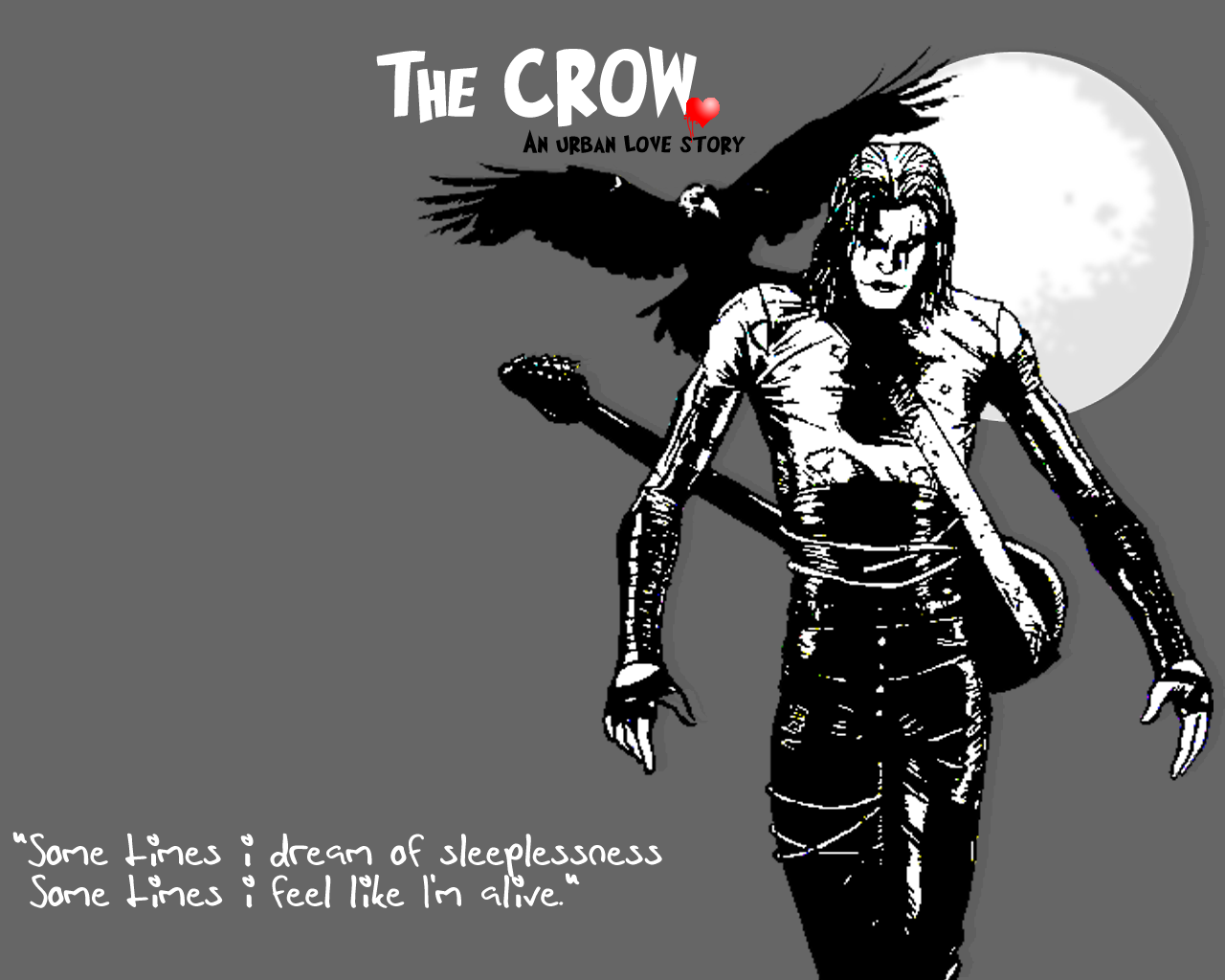 The Crow by LureLight on DeviantArt