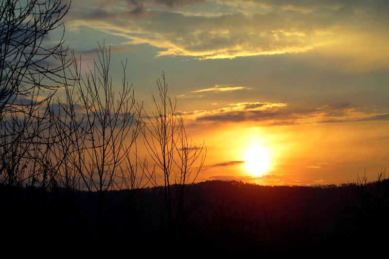 Early morning sunrise by iordachemarius on deviantart for Morning sunrise images