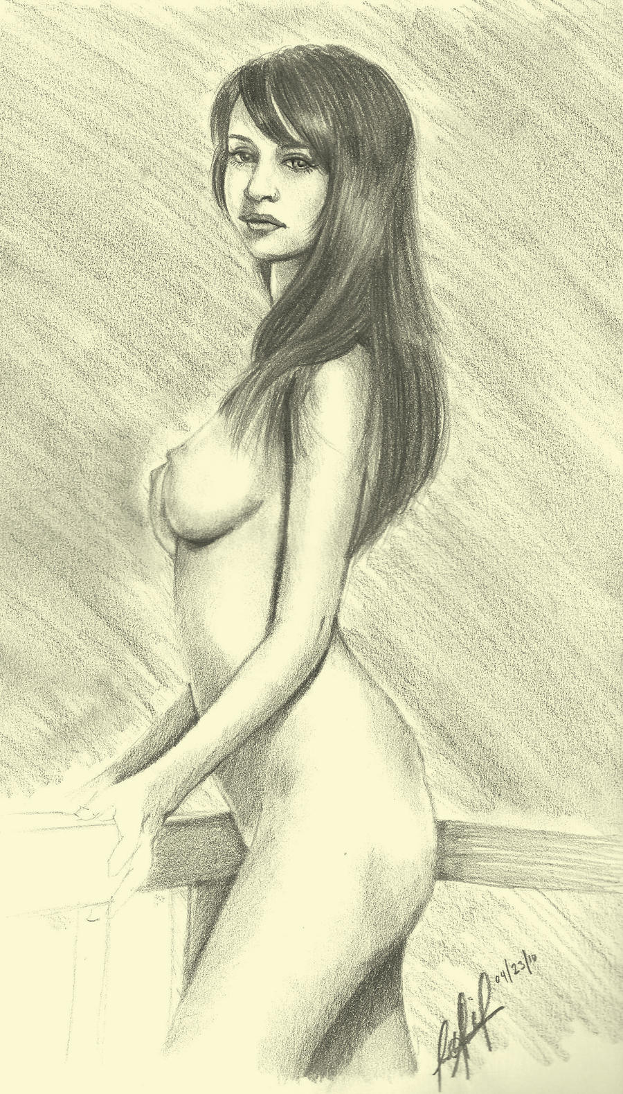 Dick pencil drawing girls swimming naked manga drillinge
