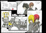 The Death -Note- Parade