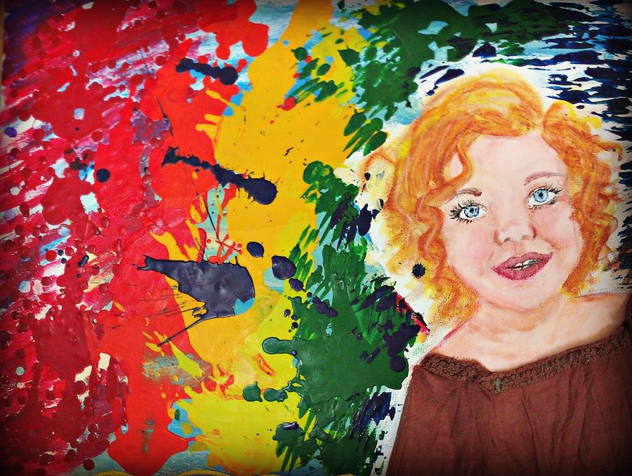 Mon Petite chou by JordanDawn