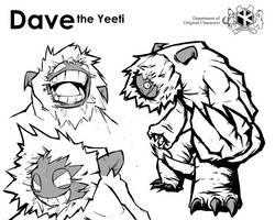 Dave the Yeeti [Concept]