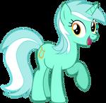 Lyra as seen in 'Leap of Faith'