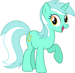 Lyra as seen in 'Leap of Faith'