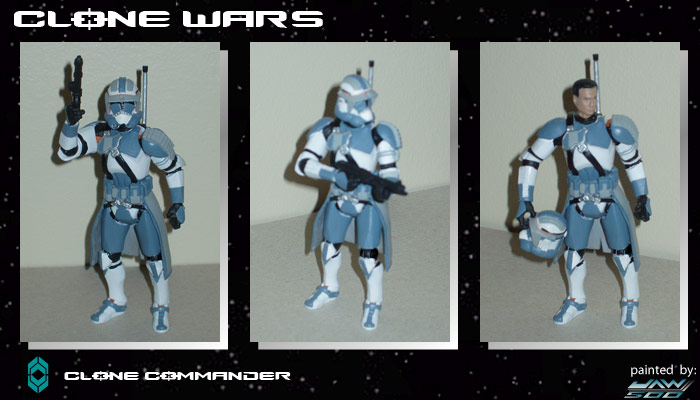 2nd Custom Clone Commander by jaw500