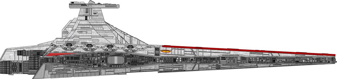 Venator Destroyer by jaw500