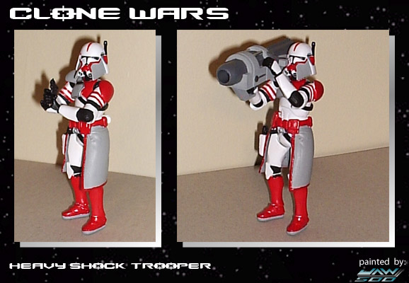 Heavy Shock Trooper by jaw500