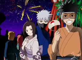 Gaiden Tanabata by Mockingbyrd