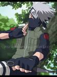 Kakashi In Trees