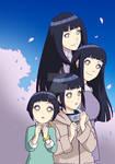 Hinata - Ages