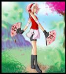 Sakura - Fans