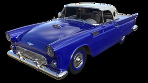 50s Luxury Car Color