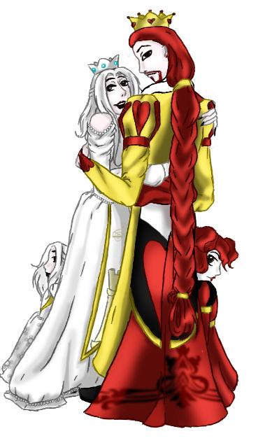 Mirana And Iracebeth