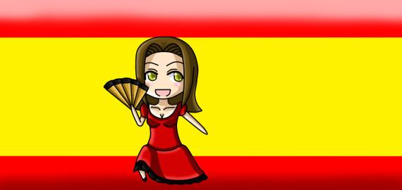 Me in Spanish Chibi by TairaxTorixYori
