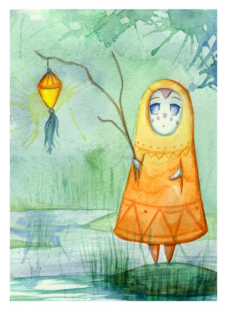 Swamp light by Veleri