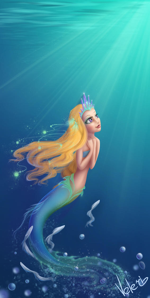 Mermaid by Veleri