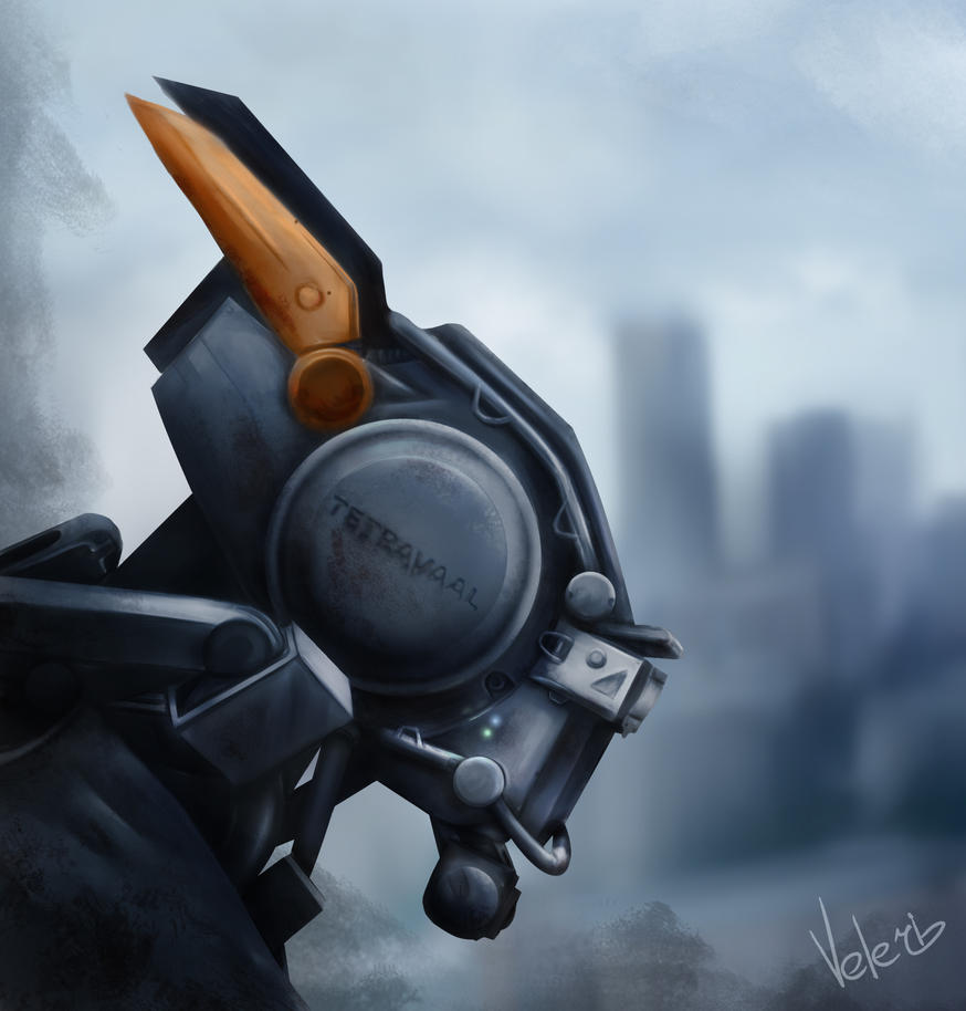 Chappie by Veleri