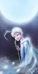 Jack Frost by Veleri