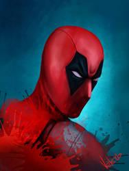Deadpool by Veleri