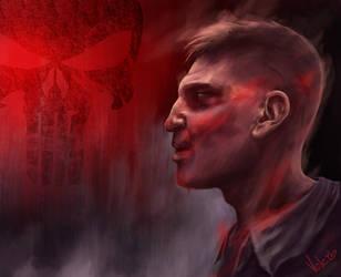 Punisher by Veleri