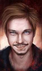 Portrait by Veleri