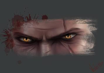 Geralt by Veleri