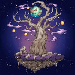 Fantasy tree