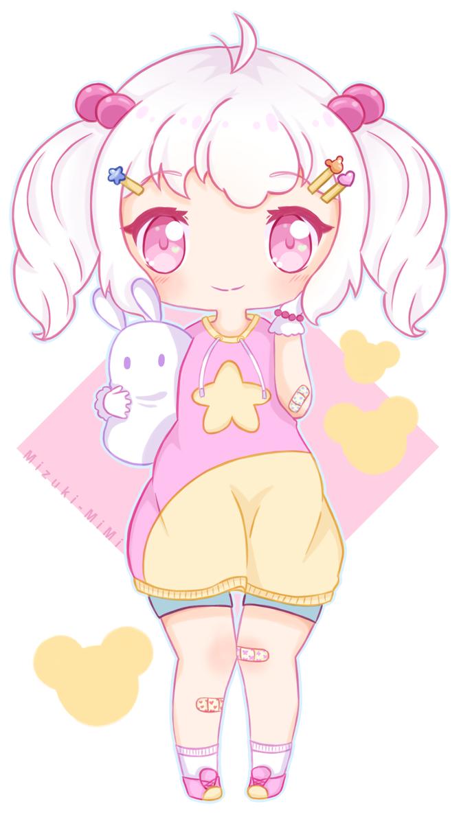 Magical Girl Cherry by Mizuki-MiMi