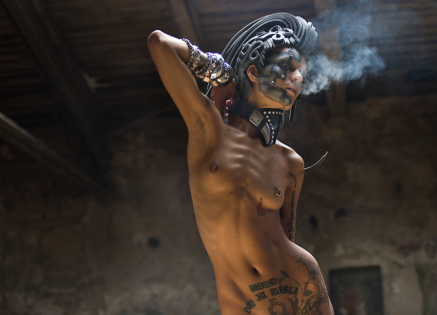 Sexy sci fi girls nude seems