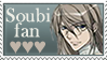 Soubi Fan Stamp by kuro-stamps