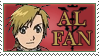 Al Fan Stamp by kuro-stamps