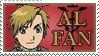 Al Fan Stamp by kuro-stamps