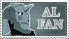 Al Fan Stamp v2 by kuro-stamps