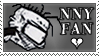 Nny Fan Stamp